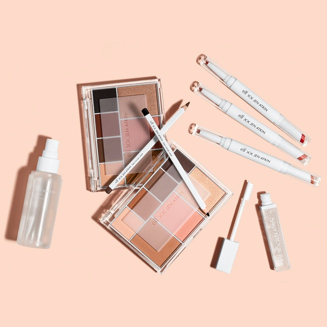 Jen Atkin x e.l.f. Cosmetics collection