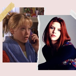 Lizzie McGuire and Angela Chase from My So Called Life were two TV characters who made millennial women with anxiety feel seen.