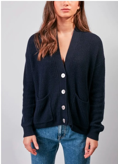 Lizzy Ribbed Cardigan