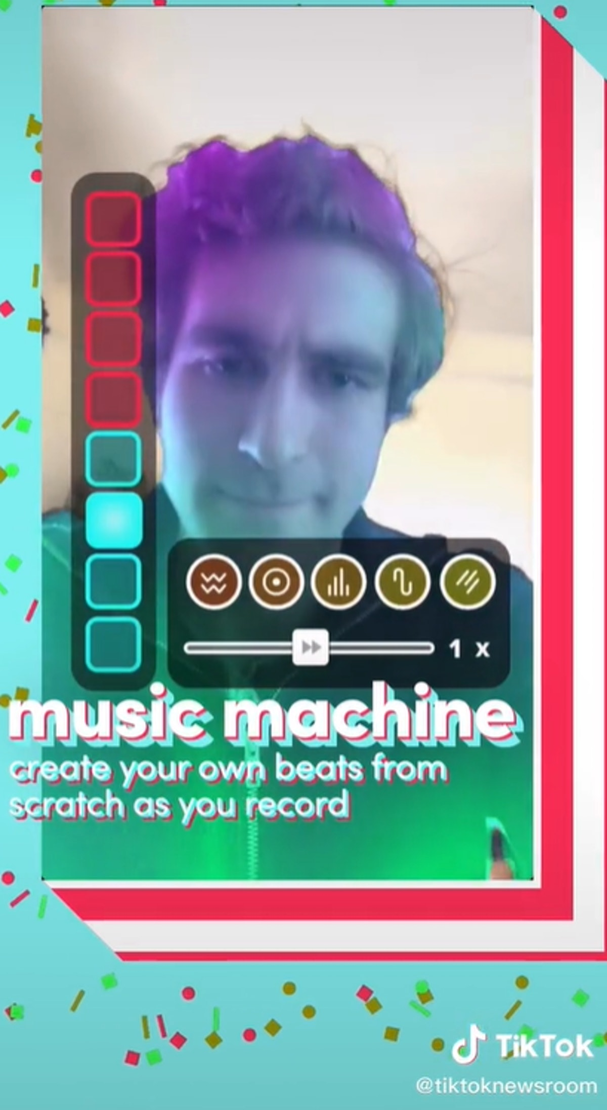 Here's how to use TikTok's immersive music creative effects once they launch in the app.