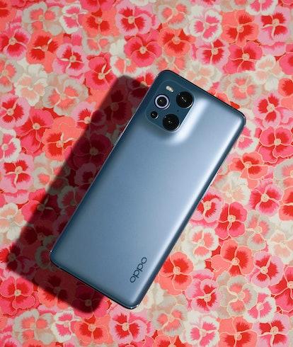 Oppo Find X3 Pro microscope camera review: quad-lens camera