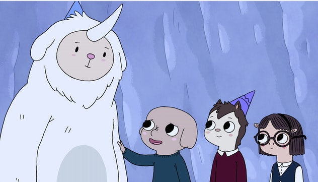 Summer Camp Island is an original animated show airing on HBO Max.