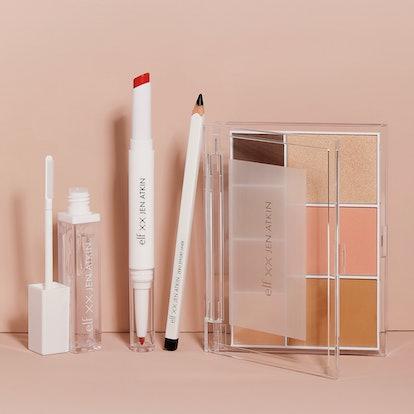 jen atkin x e.l.f. cosmetics collaborative collection