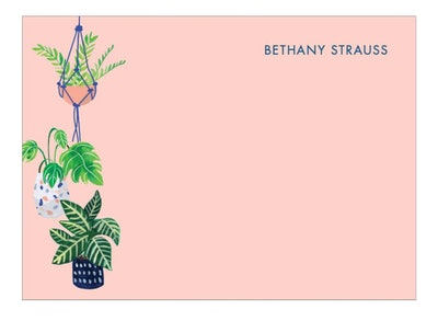 Plants Stationery