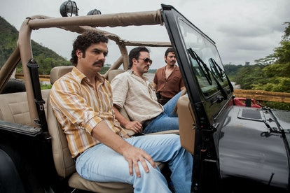 'Narcos' Photo via Netflix