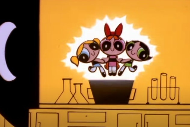 The Powerpuff Girls is an iconic Cartoon Network series from the 90s.
