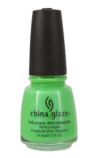 Nail Lacquer with Hardeners in In The Lime Light