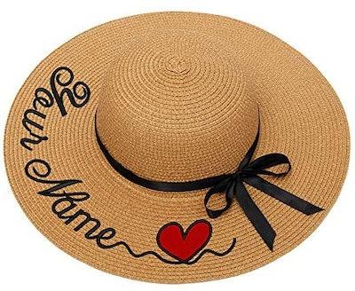 GINKGO BELLE Personalized Sun Hat