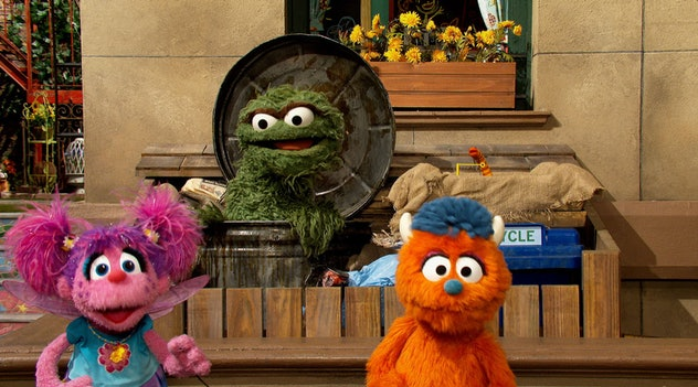 All 52 seasons of Sesame Street are streaming on HBO Max.