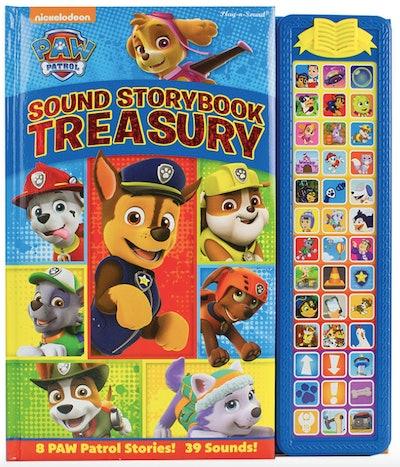 Sound Storybook Treasury: Paw Patrol