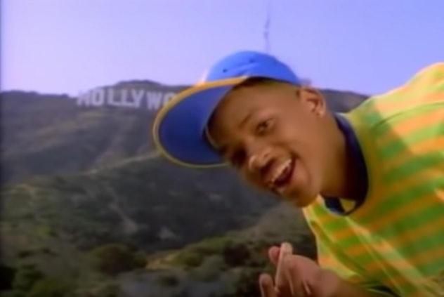 Will Smith stars in 'The Fresh Prince of Bel-Air'.