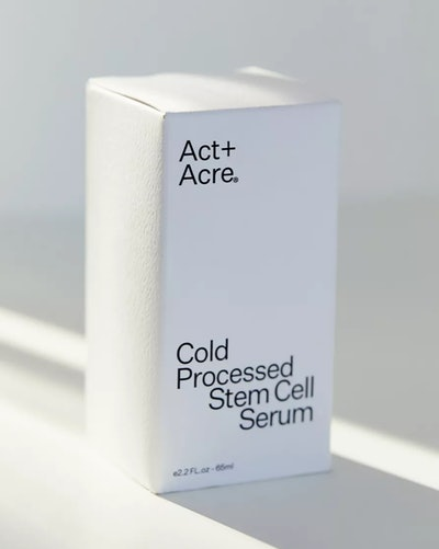 Act+Acre Cold Processed® Stem Cell Serum