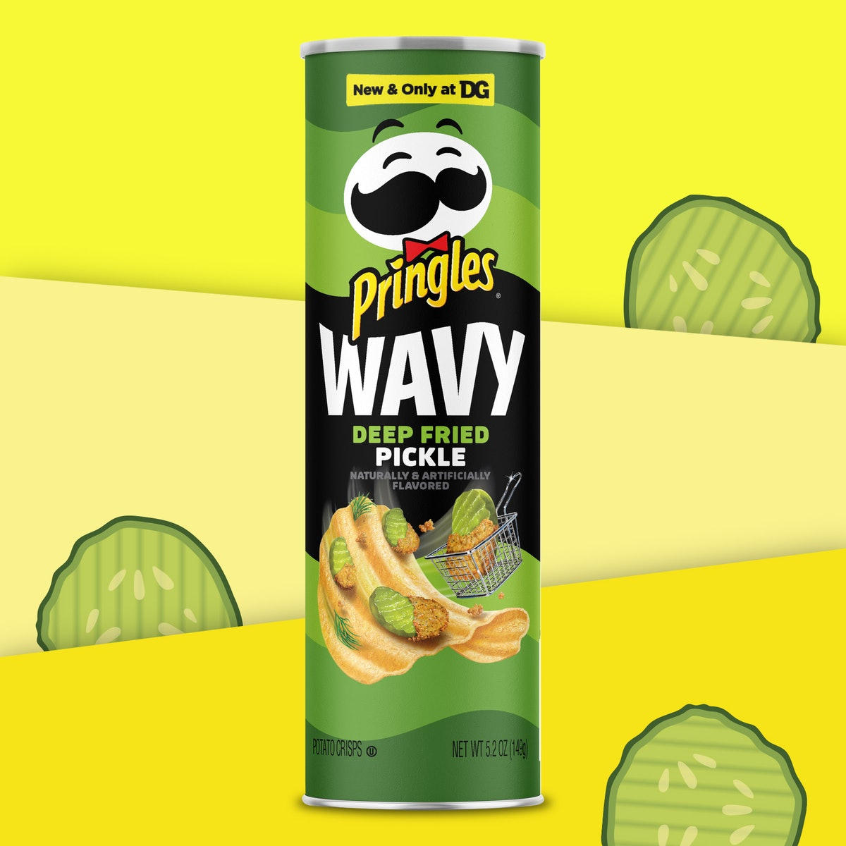 Wondering where to buy Pringles Deep Fried Pickle flavor? It's only available at one retailer.