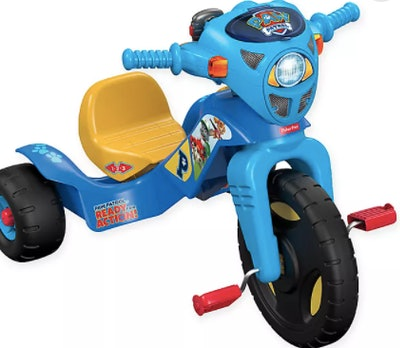 Fisher-Price® Nickelodeon™ PAW Patrol™ Lights & Sounds Trike in Blue