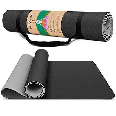 Yoga Mat Exercise Fitness Mat