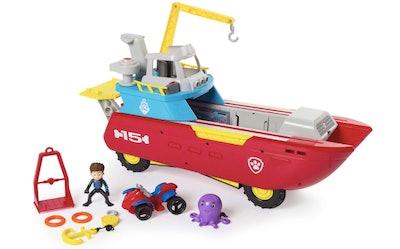 Sea Patroller Transforming Vehicle