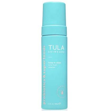 TULA Skin Care Keep It Clear Acne Foam Cleanser