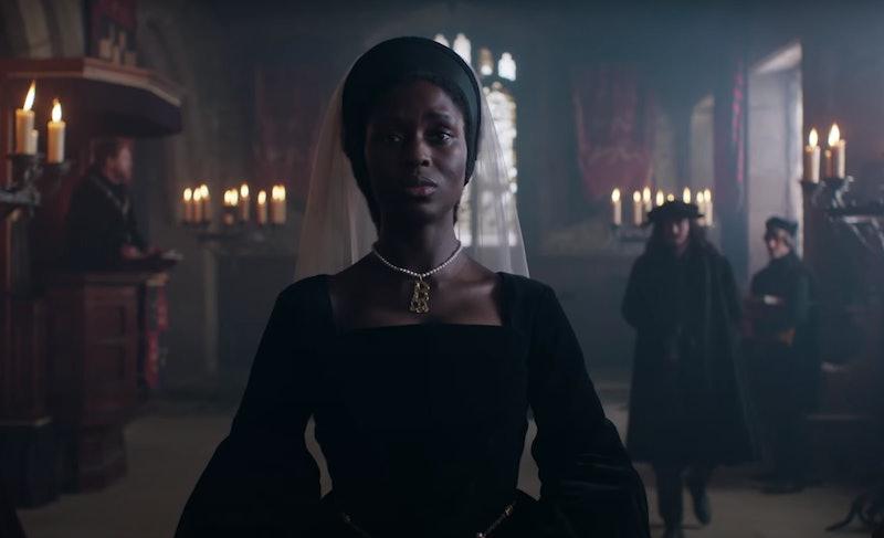 Jodie-Turner Smith as Anne Boleyn