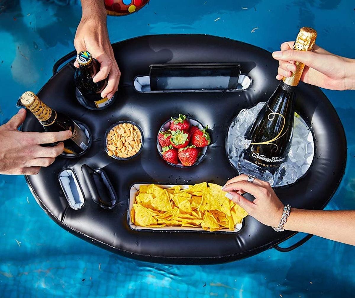 DIVEBLAST Premium Floating Drink Holder