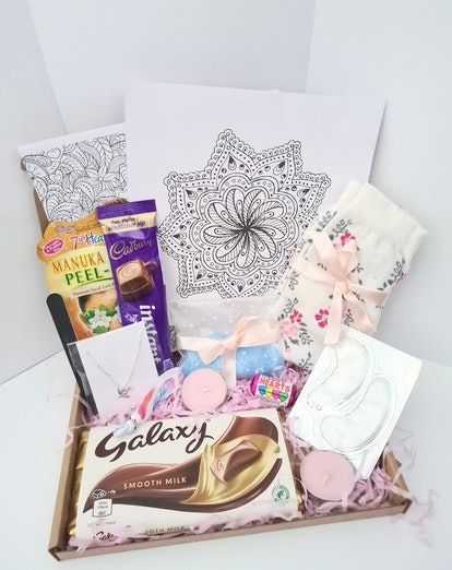 Indulgent Hug in a Box Letterbox Gift