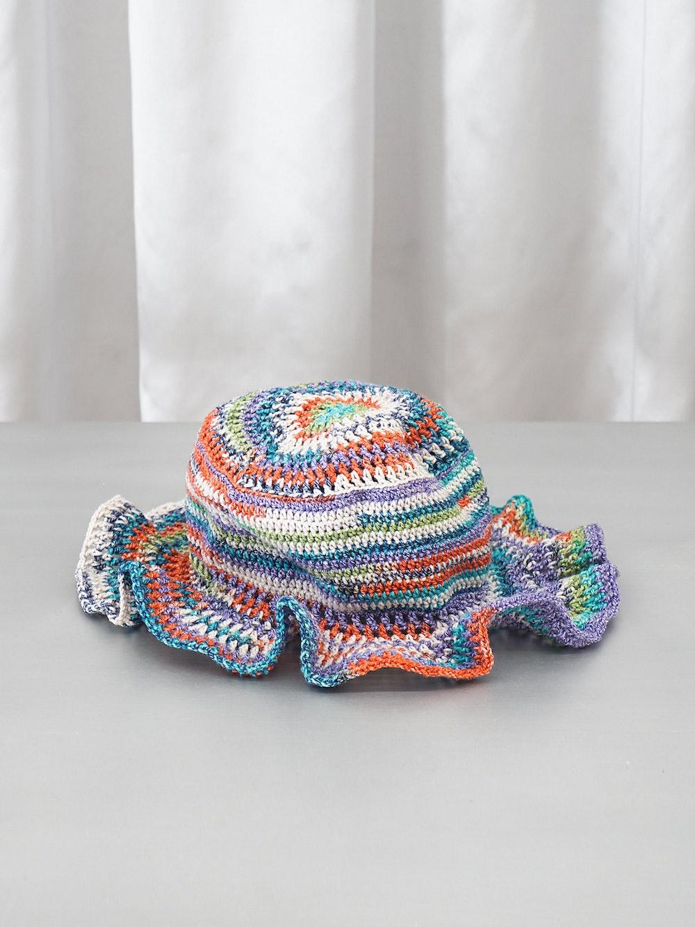 Original Crochet Hat
