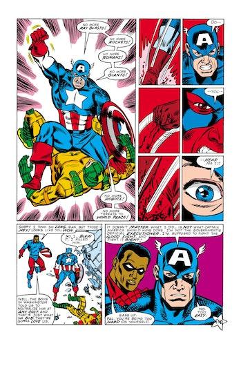 Captain America John Walker