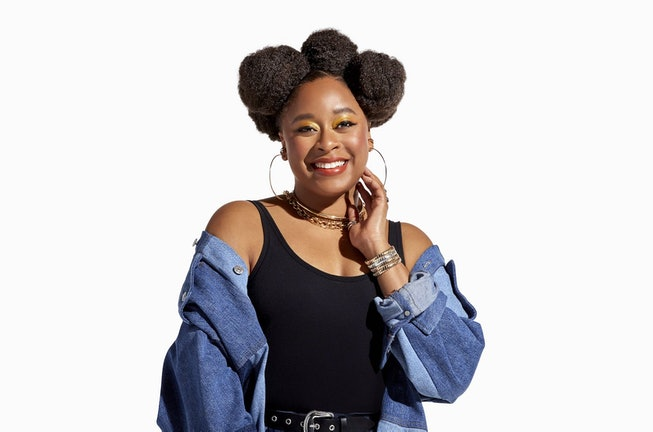 Phoebe Robinson's new Comedy Central interview show premieres April 9.