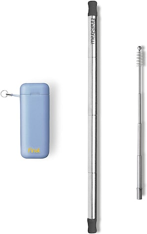 FinalStraw Collapsible Reusable Metal Straw