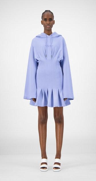 Jacaranda Purple Kelotie Dress