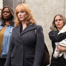 Ruby, Annie, and Beth on Good Girls via the NBC press site