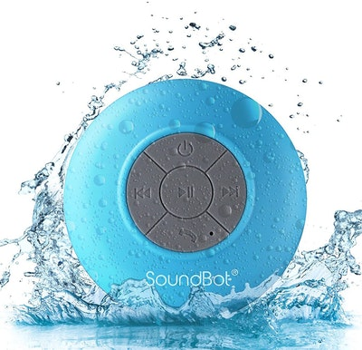 Soundbot Water-Resistant Shower Speaker