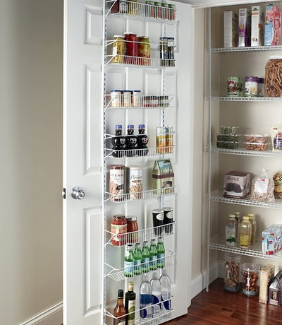 ClosetMaid 1233 Adjustable 8-Tier Wall and Door Rack