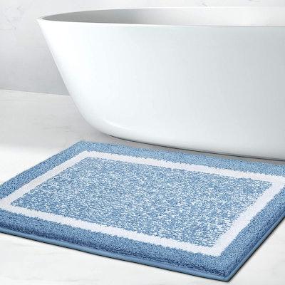 Color&Geometry Absorbent Bath Mat