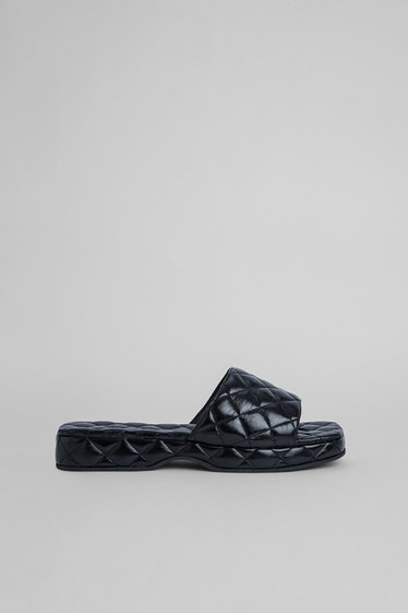 Lilo Black Gloss Leather