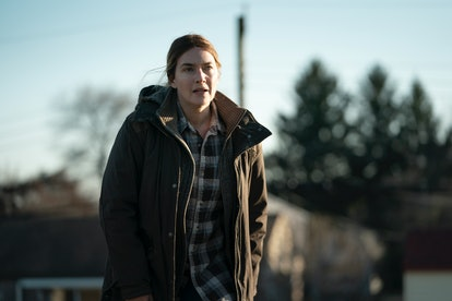 Kate Winslet in a scene for 'Mare of Easttown' on HBO