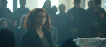 Karli in The Falcon and the Winter Soldier Episode 4.