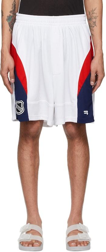 Balenciaga Hockey Shorts