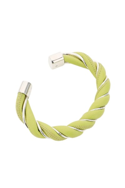 Bottega Veneta Torcillon Bracelet