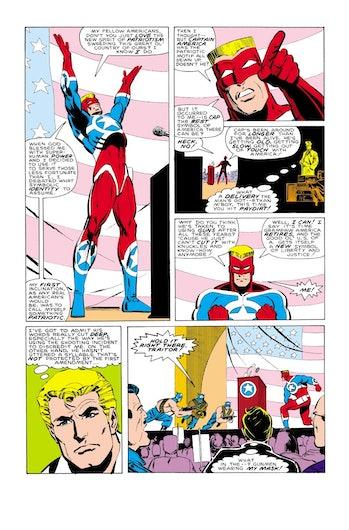 John Walker Super-Patriot