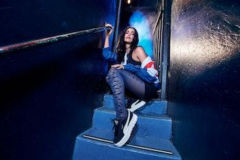 Puma Mayze platform sneaker