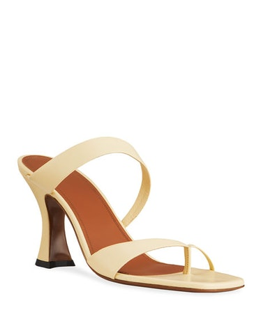 Sika Toe-Ring Leather Sandals