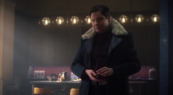 Daniel Brühl as Baron Zemo in The Falcon and the Winter Soldier Episode 4