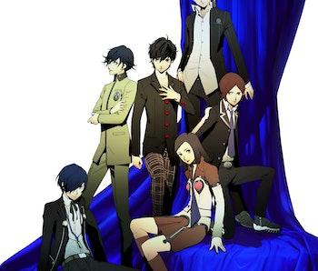 Persona 6, Persona 5, Persona Protagonists Persona 20