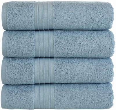 Hamman Linen Bath Towels (Set of 4)