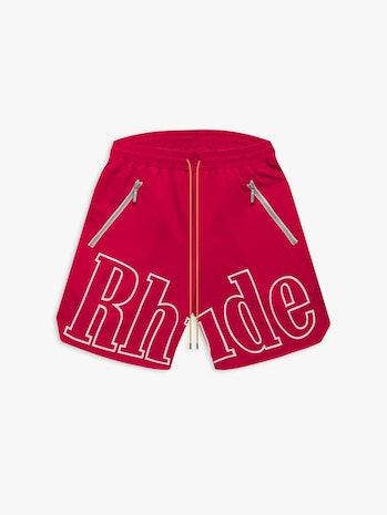 Rhude RH Logo Shorts