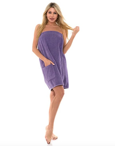 TowelSelections Towel Wrap with Pocket