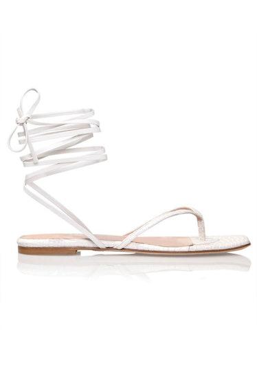Tyla Sandal in Dove
