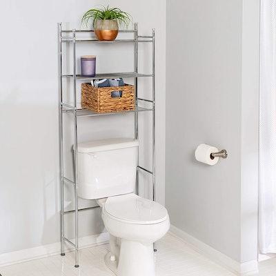 Honey-Can-Do Over-the-Toilet Shelf