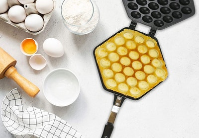StarBlue Bubble Waffle Maker