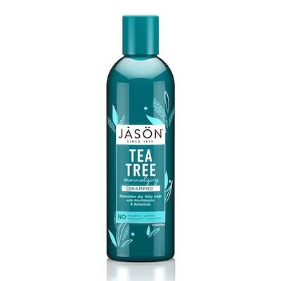 Jason Tea Tree Treatment Shampoo, 17.5 Oz.